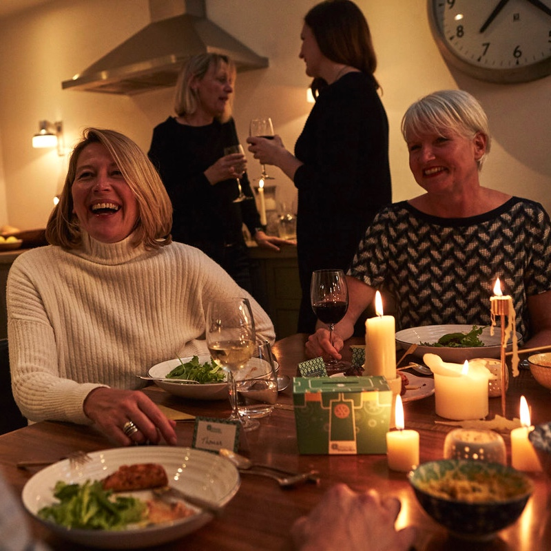 Host a dinner party for ShelterBox Australia