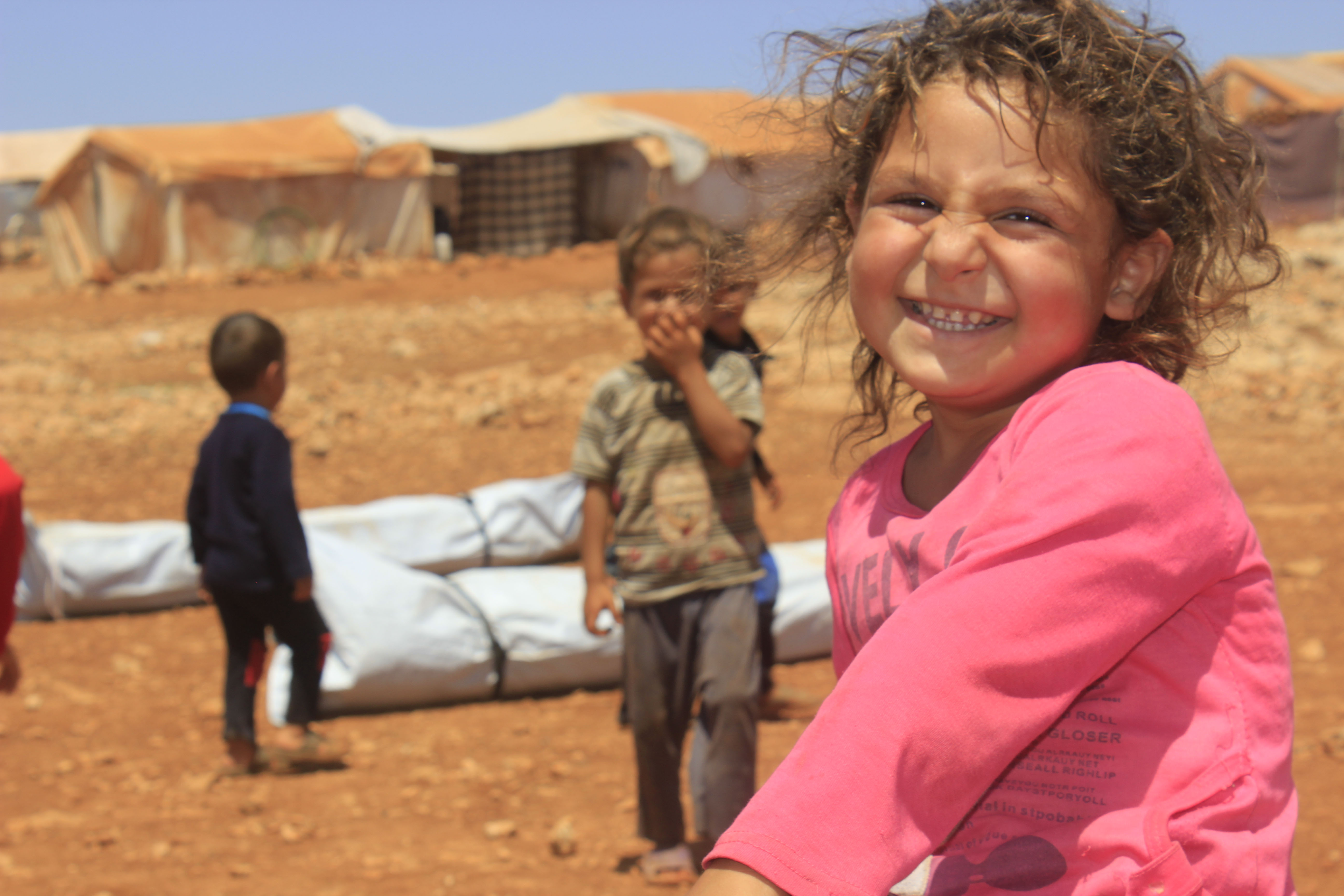 World Refugee Week — Syrian refugee