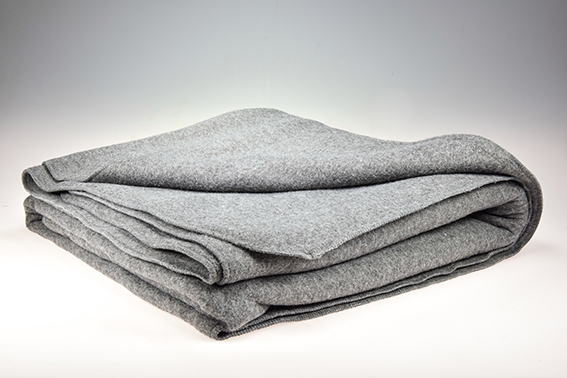 Image of UN standard fleece blanket